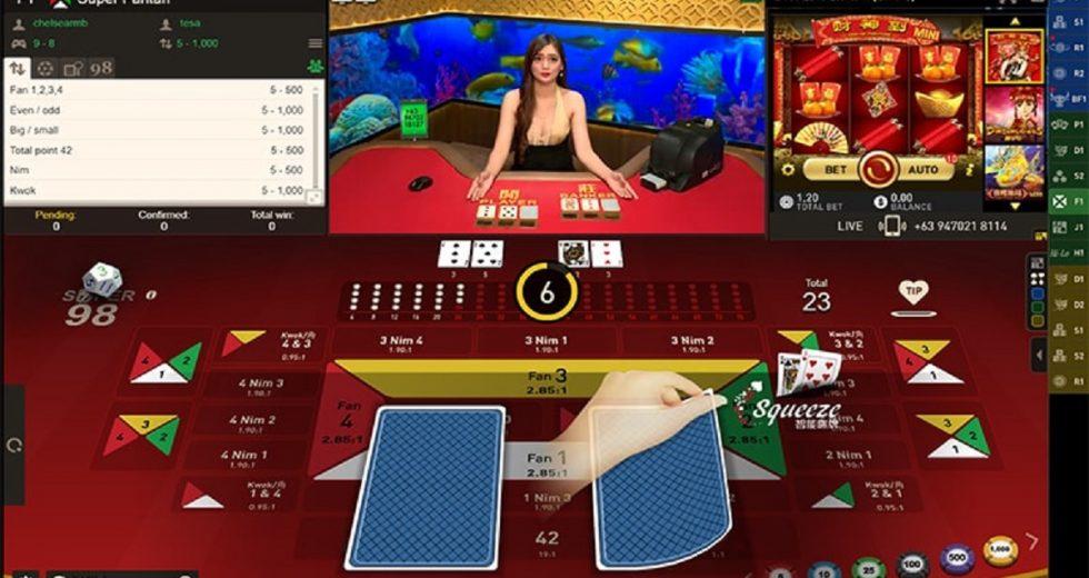 Cách chơi Super Fantan trực tuyến tại Fun88 Casino