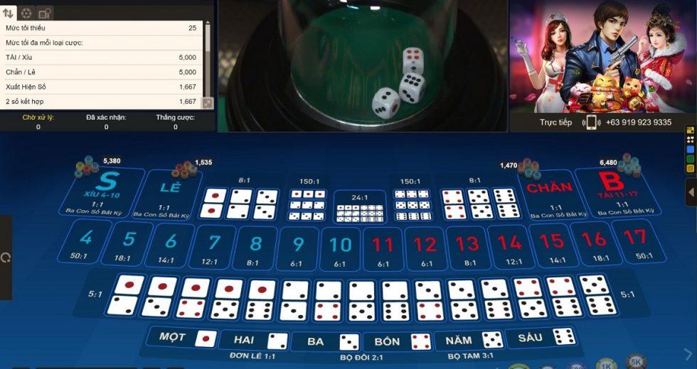 Sicbo là gì? Hướng dẫn cách chơi sicbo hiệu quả tại Fun88 Casino