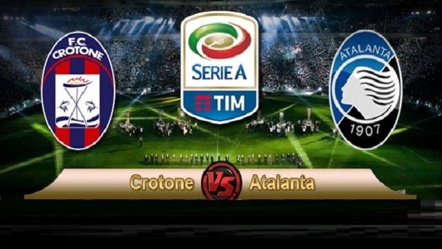 Soi kèo bóng đá trận Crotone vs Atalanta, 21:00 – 31/10/2020