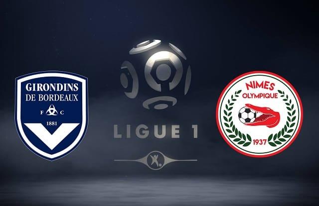 Soi kèo bóng đá trận Bordeaux vs Nîmes, 21h00 – 25/10/2020