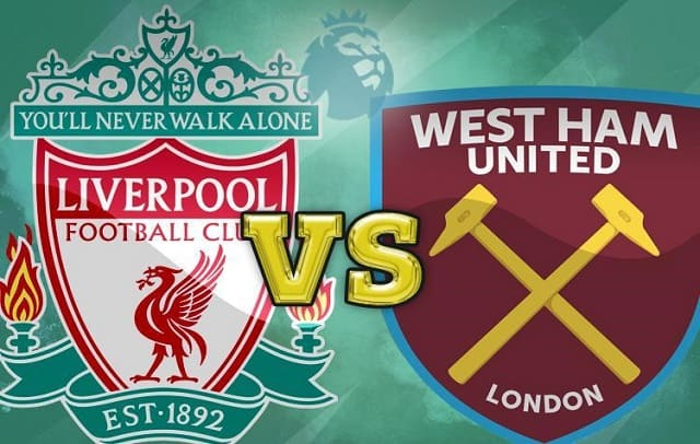 Soi kèo bóng đá trận Liverpool vs West Ham United, 0:30 – 1/11/2020
