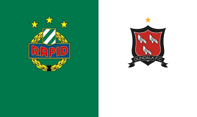 Soi kèo bóng đá trận Rapid Wien vs Dundalk, 0:55 – 06/11/2020