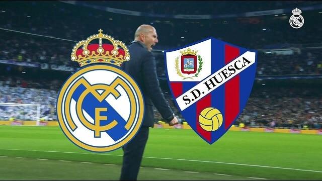 Soi kèo bóng đá trận Real Madrid vs Huesca, 20:00 – 31/10/2020