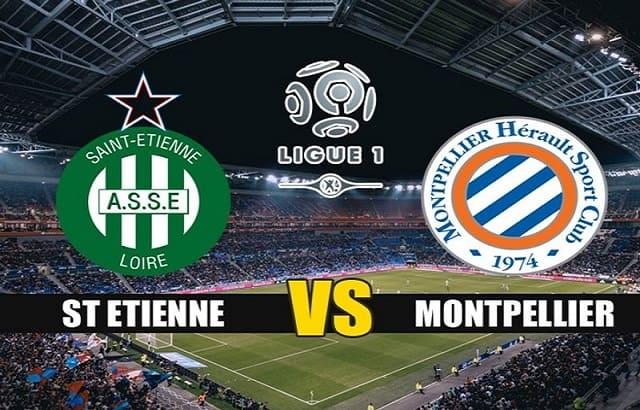 Soi kèo bóng đá trận Saint-Etienne vs Montpellier, 19h00 – 1/11/2020