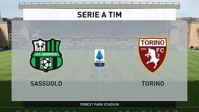 Soi kèo bóng đá trận Sassuolo vs Torino, 1h45 – 24/10/2020