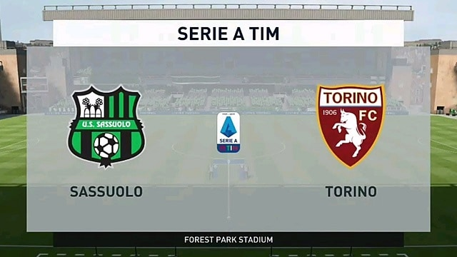 Soi kèo bóng đá trận Sassuolo vs Torino, 1:45 – 24/10/2020