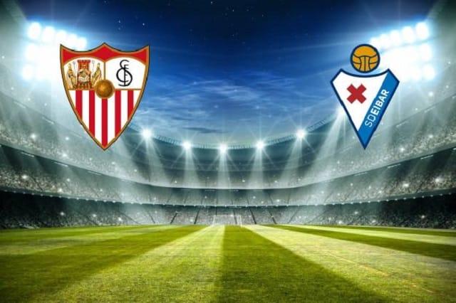 Soi kèo bóng đá trận Sevilla vs Eibar, 23h30 – 24/10/2020