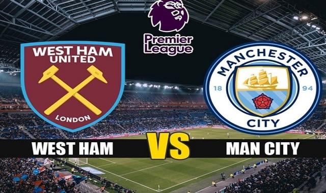 Soi kèo bóng đá trận West Ham United vs Manchester City, 18:30 – 24/10/2020