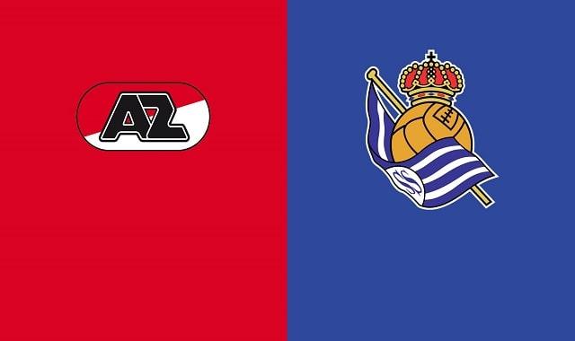 Soi kèo bóng đá trận AZ Alkmaar vs Real Sociedad, 3h00 – 27/11/2020
