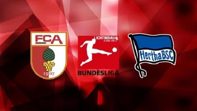 Soi kèo bóng đá trận Augsburg vs Hertha BSC, 21h30 – 7/11/2020