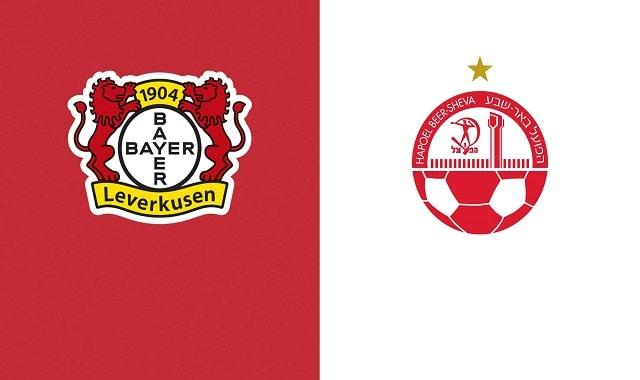 Soi kèo bóng đá trận Bayer Leverkusen vs Hapoel Be'er Sheva, 3h00 – 27/11/2020