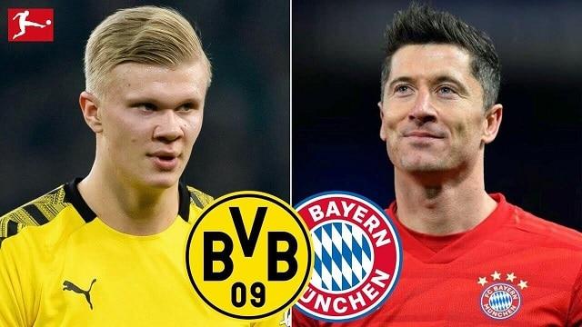 Soi kèo bóng đá trận Borussia Dortmund vs Bayern Munich, 0:30 – 8/11/2020