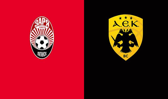 Soi kèo bóng đá trận FK Zorya Luhansk vs AEK Athens, 3:00 – 06/11/2020