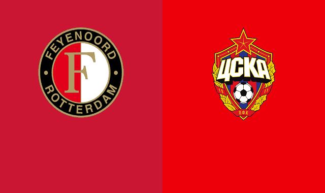 Soi kèo bóng đá trận Feyenoord vs CSKA Moscow, 3:00 – 06/11/2020