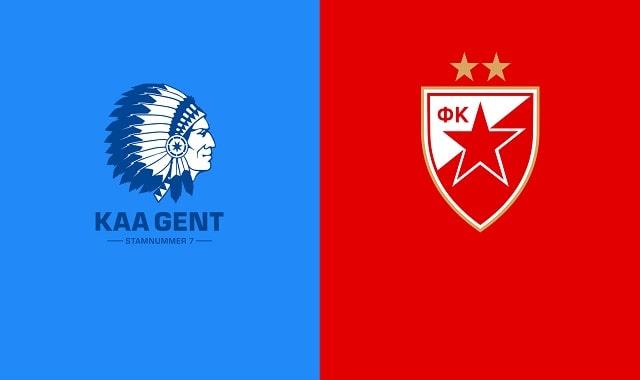 Soi kèo bóng đá trận Gent vs Crvena Zvezda, 0h55 – 27/11/2020