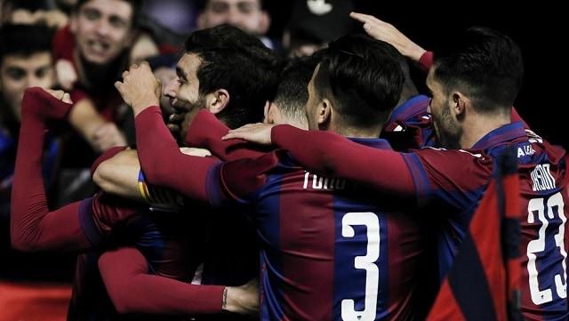 Soi kèo bóng đá trận Levante vs Elche, 20:00 – 21/11/2020