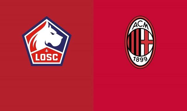 Soi kèo bóng đá trận Lille vs AC Milan, 0:55 – 27/11/2020
