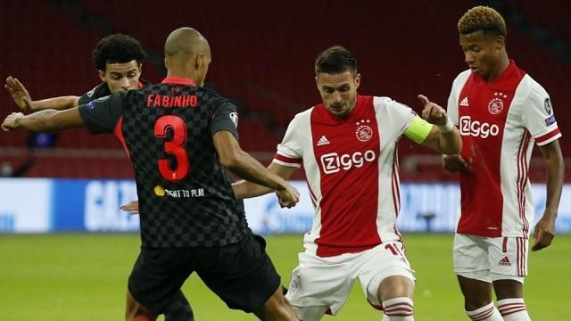 Soi kèo bóng đá trận Liverpool vs Ajax, 3:00 – 26/11/2020