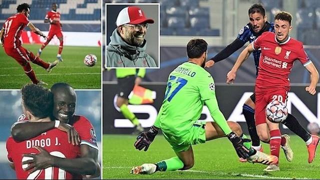 Soi kèo bóng đá trận Liverpool vs Atalanta, 3h00 – 26/11/2020