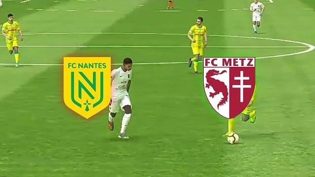 Soi kèo bóng đá trận Nantes vs Metz, 19:00 – 22/11/2020