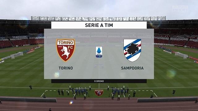 Soi kèo bóng đá trận Torino vs Sampdoria, 0h30 – 1/12/2020