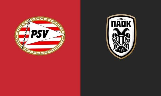 Soi kèo bóng đá trận PSV vs PAOK, 3:00 – 27/11/2020