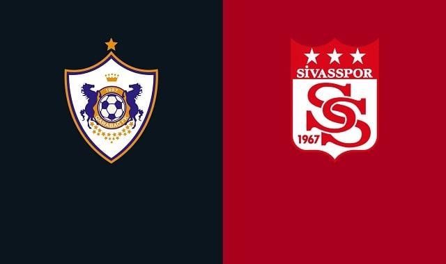 Soi kèo bóng đá trận Qarabag vs Sivasspor, 0:55 – 27/11/2020