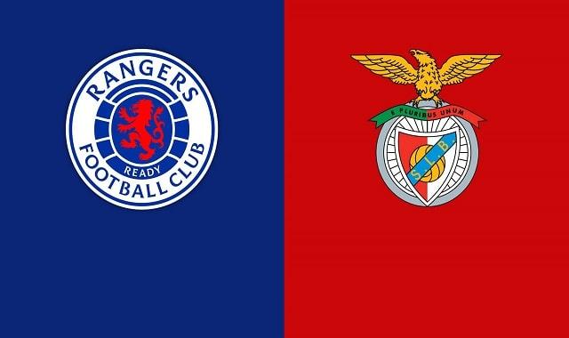 Soi kèo bóng đá trận Rangers vs Benfica, 3h55 – 06/11/2020