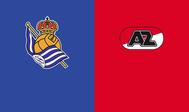 Soi kèo bóng đá trận Real Sociedad vs AZ Alkmaar, 0h55 – 06/11/2020