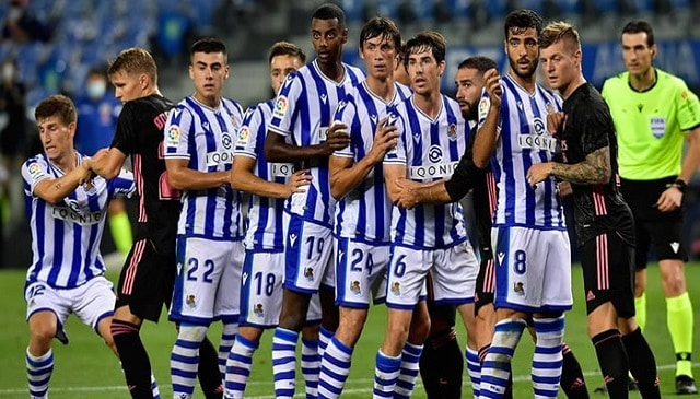 Soi kèo bóng đá trận Real Sociedad vs Rijeka, 3:00 – 4/12/2020