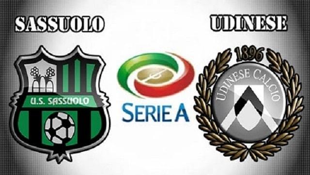 Soi kèo bóng đá trận Sassuolo vs Udinese, 2h45 – 7/11/2020