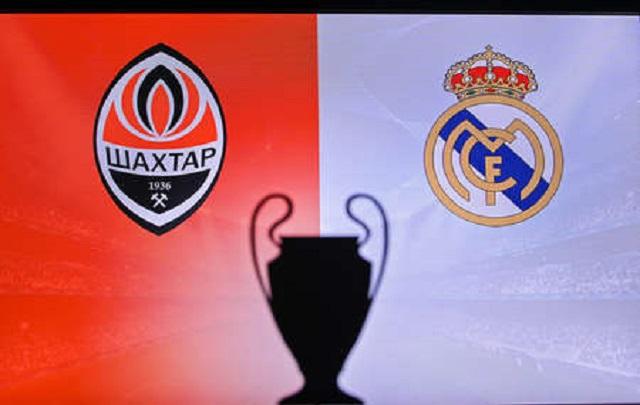 Soi kèo bóng đá trận Shakhtar Donetsk vs Real Madrid, 0h55 – 2/12/2020