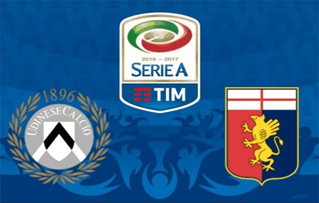 Soi kèo bóng đá trận Udinese vs Genoa, 0h00 – 23/11/2020