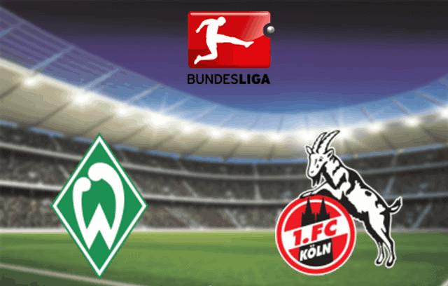 Soi kèo bóng đá trận Werder Bremen vs Cologne, 2:30 – 7/11/2020
