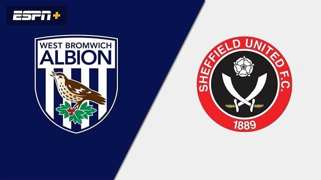 Soi kèo bóng đá trận West Bromwich Albion vs Sheffield United, 3h00 – 29/11/2020