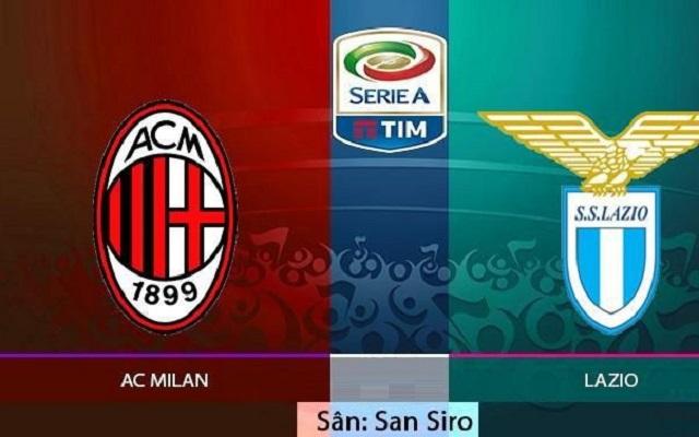 Soi kèo bóng đá trận AC Milan vs Lazio, 2h45 – 24/12/2020