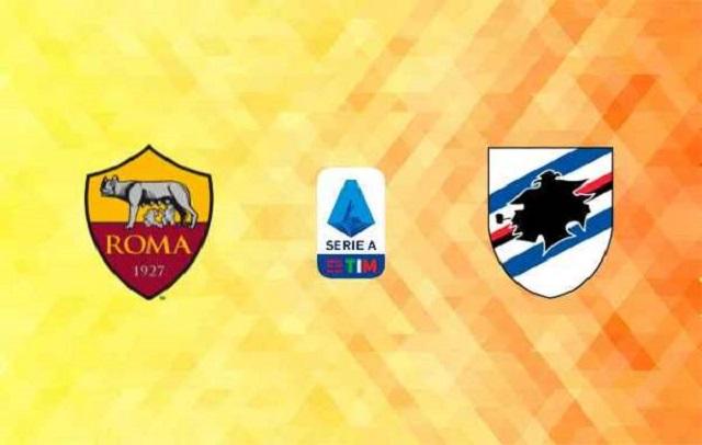 Soi kèo bóng đá trận AS Roma vs Sampdoria, 21h00 – 03/01/2021