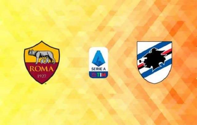 Soi kèo bóng đá trận AS Roma vs Sampdoria, 21:00 – 03/01/2021