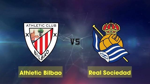 Soi kèo bóng đá trận Ath Bilbao vs Real Sociedad, 20:00 – 31/12/2020