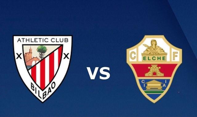 Soi kèo bóng đá trận Athletic Bilbao vs Elche, 20h00 – 3/1/2021