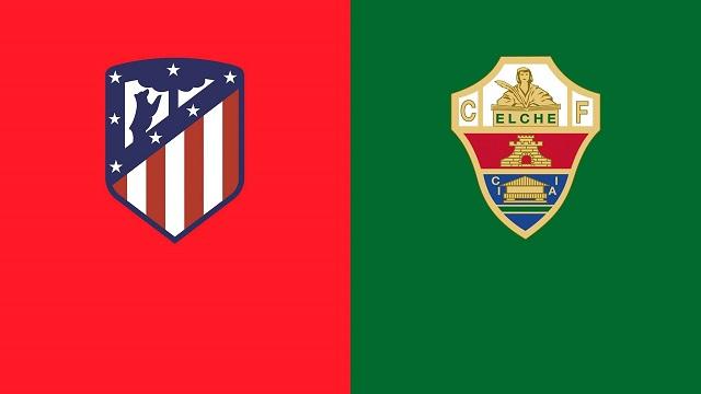 Soi kèo bóng đá trận Atl. Madrid vs Elche, 20h00 – 19/12/2020