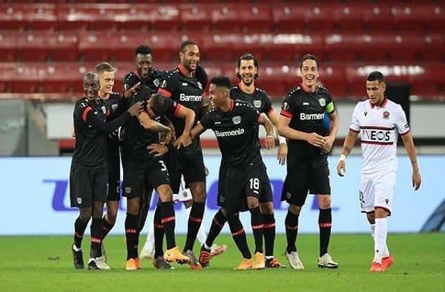 Soi kèo bóng đá trận Bayer Leverkusen vs Slavia Praha, 0:55 – 11/12/2020