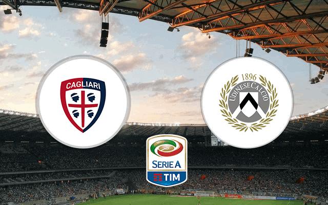 Soi kèo bóng đá trận Cagliari vs Udinese, 21:00 – 20/12/2020
