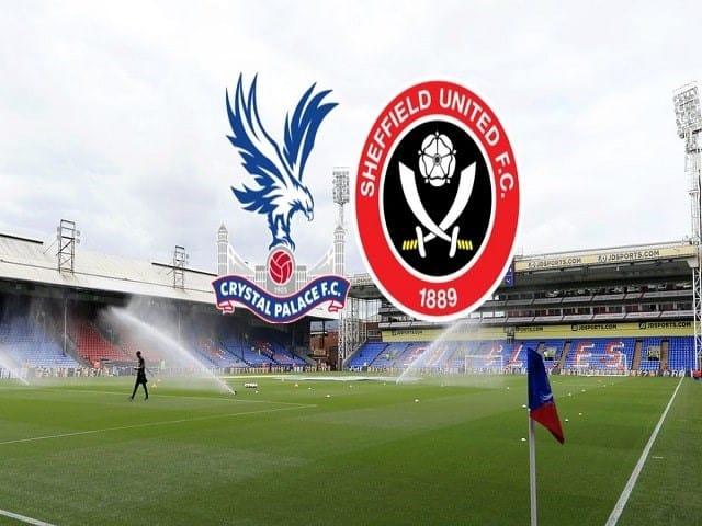 Soi kèo bóng đá trận Crystal Palace vs Sheffield United, 22:00 – 02/01/2020