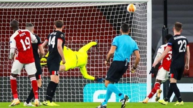 Soi kèo bóng đá trận Dundalk vs Arsenal, 0:55 – 11/12/2020