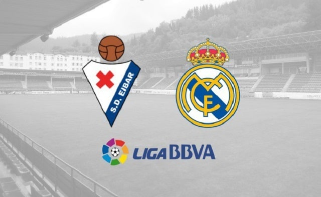 Soi kèo bóng đá trận Eibar vs Real Madrid, 3h00 – 21/12/2020