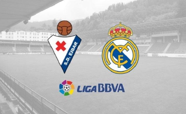 Soi kèo bóng đá trận Eibar vs Real Madrid, 3:00 – 21/12/2020