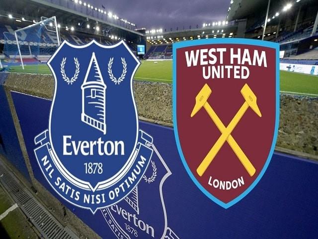 Soi kèo bóng đá trận Everton vs West Ham, 00:30 – 02/01/2020
