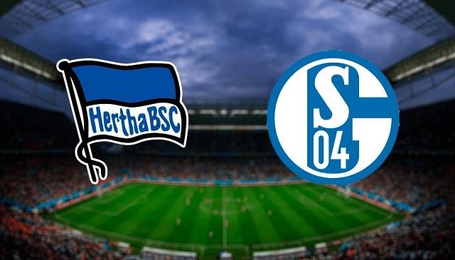Soi kèo bóng đá trận Hertha Berlin vs Schalke, 0:30 – 03/01/2021