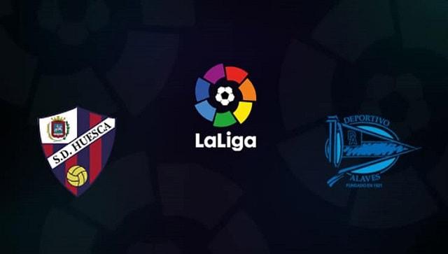 Soi kèo bóng đá trận Huesca vs Alaves, 0:30 – 13/12/2020